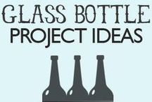 bottles ideas / by Ana Marques