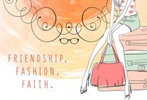 The Glory Prep series / Friendship. Fashion. Faith. What more do you need to survive high school? Contemporary, faith-based YA novels.