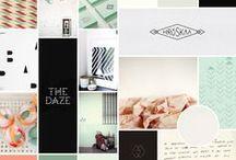 New blogsite & branding inspiration