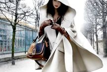 Elegant Outerwear / Mostly Coats! / by Barbara Schettler