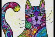 Delightful Doodles and Zentangles