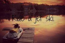 Jet Ski Life / Living the PWC life!!