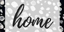 home / • home inspiration •
