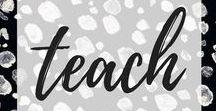 teaching / • teaching ideas •