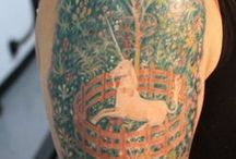 Tattoo stuff / by Jessica Nelson