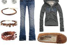 Wear It / Clothing / Style / by Jann Hopson
