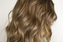 pretty pretty hair <3 / by Kendall Dotson