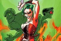Comics and superheros / by Kayleigh Truman
