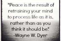 Quotes / by Allyson Blizman