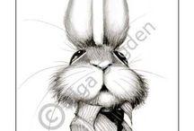 illustration / by Olga Sugden