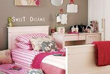 Kids Bedroom Ideas / by Jenny Laney