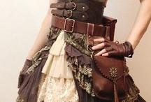 fashion:  steampunk