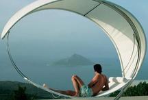 modernist outdoor furniture