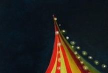 """circus / """"We're all going to die, all of us, what a circus! That alone should make us love each other but it doesn't. We are terrorized and flattened by trivialities, we are eaten up by nothing."""" - Charles Bukowski"""