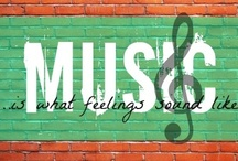 Music / Music is my weakness!!!! / by Amy Bartram