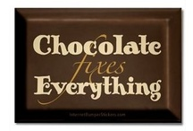 Chocolate!! / If you have not figured it out yet...I'm a chocolate fan!!