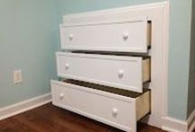 Home - Cabinetry and Built-ins / by Jan Horwood