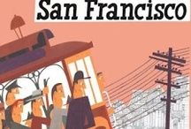 San Francisco / the city, the city by the bay, fog city, golden city, the golden gate city, the city of freedom, everybody's favorite city, Baghdad by the Bay, the city that knows how, frisco