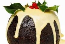 food:  christmas