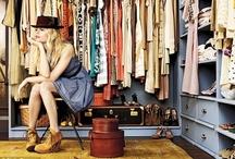 CeLebs' CLoset Raid / Which celebrity's closet would you like to raid? / by Anouk Lavallée