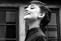 Always Audrey / by Amy Gill