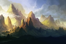 Landscapes - RPG inspirations