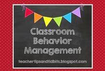 School Ideas - Behavior Management / Kindergarten and elementary behavior management ideas