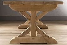 Trestle Table / by Jessica Nicholson