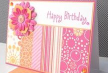 Card Making! / I love making cards!! One of my hobbies that I most definitely enjoy!  / by Amy Bartram