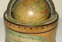 Maps and Globes / by Catherine Huang