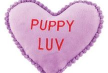 Luv-A-Pet™ on Valentine's Day  / Show your pet the love this #ValentinesDay with PetSmart's Luv-A-Pet collection! It's the purrfect line of Valentine's Day dog and cat toys and clothes. Shop now and PetSmart will donate 10% of the sales from the Luv-A-Pet collection to PetSmart Charities in the US and Canada to help save homeless pets. / by PetSmart