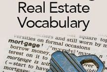 Mortgage & Real Estate Glossary / A glossary of Mortgage and Real Estate-related Definitions, Acronyms, Programs, and Terminology used within today's transactions