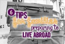 Tips for Families Moving Overseas