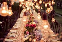 Entertaining / Ideas to make events from birthday celebrations, drinks gatherings and dinner parties look beautiful / by Sarah McGiven @FightForYrWrite