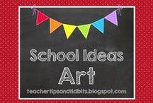 School Ideas - Art