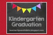 Kindergarten Graduation / Ideas for the Kindergarten Graduation ceremony/gifts