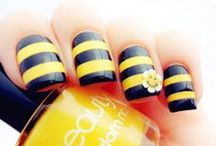 Beautiful Nails! / I normally don't like my nails to be done but I might like it if it's this cute!! / by Amy Bartram