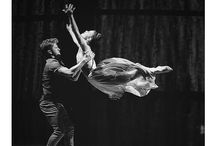 Dance is a story of love / by Christie Beckham