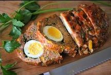 Paleo and Low-Carb Recipes / Recipes for paleo and low-carb diet plans