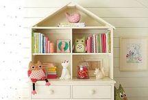 Kids Bedrooms / Kids bedroom decor, organizational ideas and more.