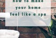spa/blow dry bar