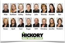 Hickory NC REALTORS / Hickory Real Estate Group Agents: Our goal is to provide our clients with a smooth buying and selling experience that is based heavily on maximizing the use of technology, open and honest communication, and expert negotiation.