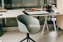 Creative workspaces / Inspiration for our creative studio in Utrecht.