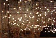 I love the lights / by Debbie Slater