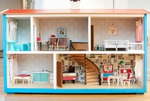 Dolls' house inspiration & miniatures