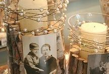 Centerpiece Ideas / by D'z Rentals and Decor