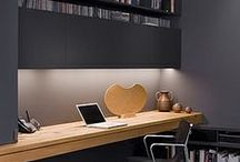 Home Office Ideas / Home Office Ideas / by Dwayne Hays