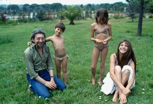 meet the gainsbourgs / the dynasty. / by Kate Coughlin
