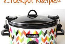 crock pot / by Janet Shoemake
