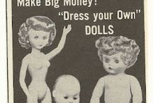 I heart dolls & their clothes / by Dianne Cole